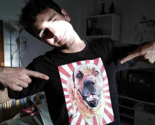 Camiseta Animal Studio