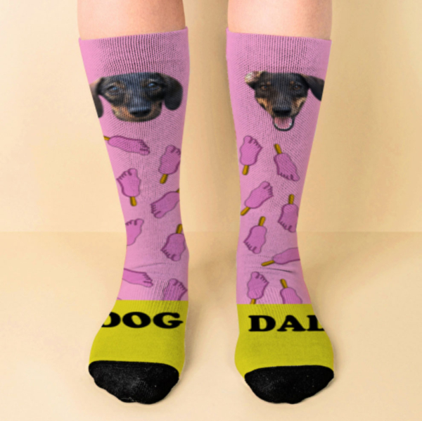 Calcetines personalizados con frigopies